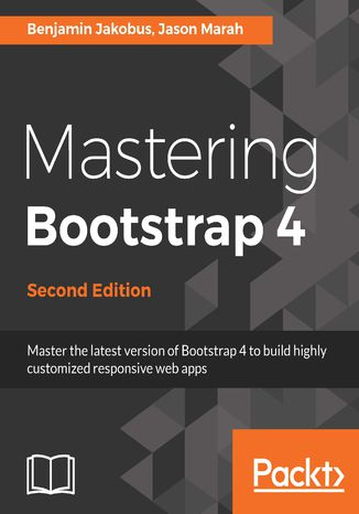 Okładka książki Mastering Bootstrap 4 - Second Edition