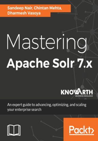 Okładka książki Mastering Apache Solr 7.x