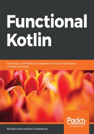 Okładka książki/ebooka Functional Kotlin