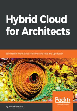 Okładka książki/ebooka Hybrid Cloud for Architects