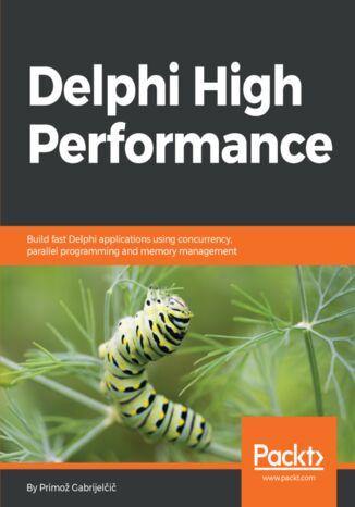 Okładka książki/ebooka Delphi High Performance