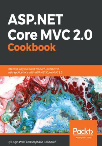 Okładka książki/ebooka ASP.NET Core MVC 2.0 Cookbook