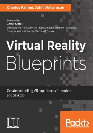 Okładka książki/ebooka Virtual Reality Blueprints