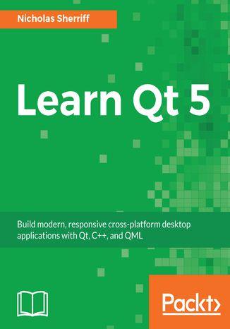 Okładka książki/ebooka Learn Qt 5