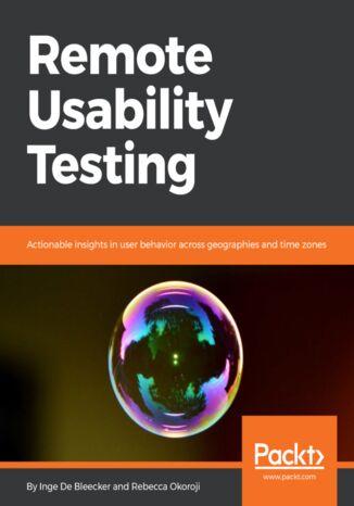 Okładka książki Remote Usability Testing