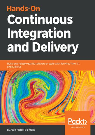 Okładka książki Hands-On Continuous Integration and Delivery