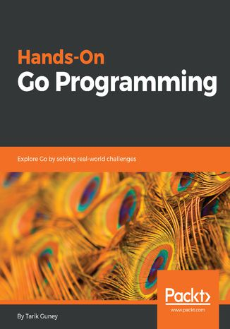Okładka książki/ebooka Hands-On Go Programming