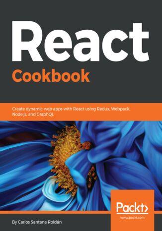 Okładka książki/ebooka React Cookbook
