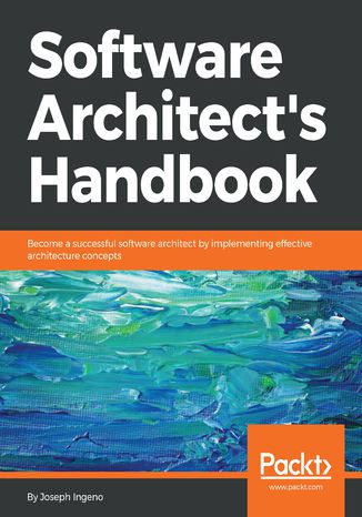 Okładka książki/ebooka Software Architect's Handbook