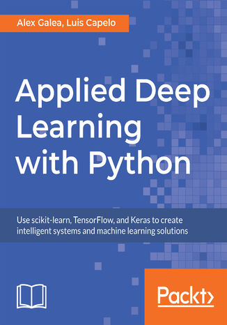 Okładka książki/ebooka Applied Deep Learning with Python