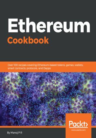 Okładka książki Ethereum Cookbook