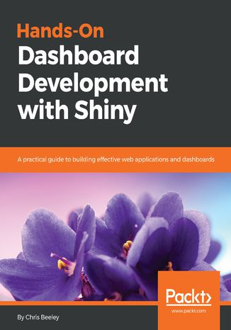 Okładka książki Hands-On Dashboard Development with Shiny