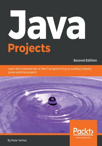 Okładka książki/ebooka Java Projects