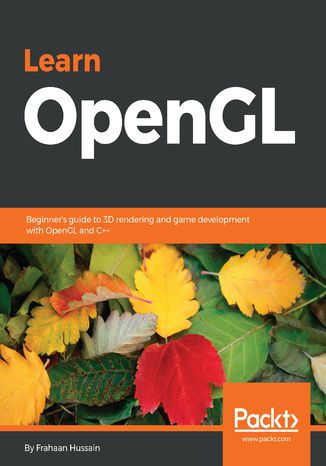 Okładka książki Learn OpenGL