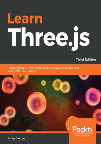 Okładka książki Learn Three.js