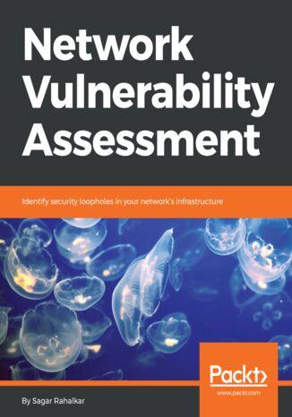 Okładka książki/ebooka Network Vulnerability Assessment