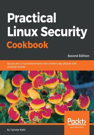 Okładka książki/ebooka Practical Linux Security Cookbook