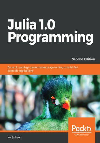 Okładka książki/ebooka Julia 1.0 Programming