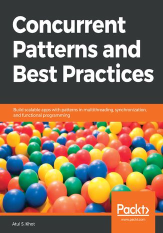 Okładka książki/ebooka Concurrent Patterns and Best Practices