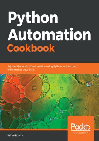 Okładka książki Python Automation Cookbook