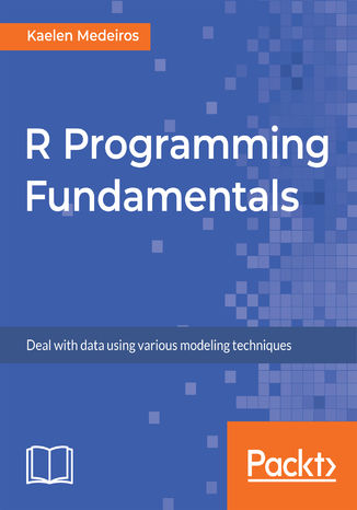 Okładka książki R Programming Fundamentals