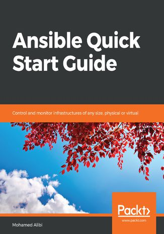 Okładka książki/ebooka Ansible Quick Start Guide