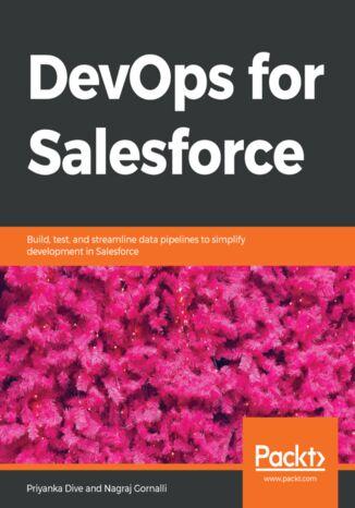Okładka książki DevOps for Salesforce