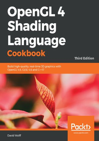 Okładka książki/ebooka OpenGL 4 Shading Language Cookbook