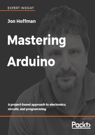 Okładka książki/ebooka Mastering Arduino