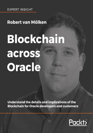 Okładka książki Blockchain across Oracle