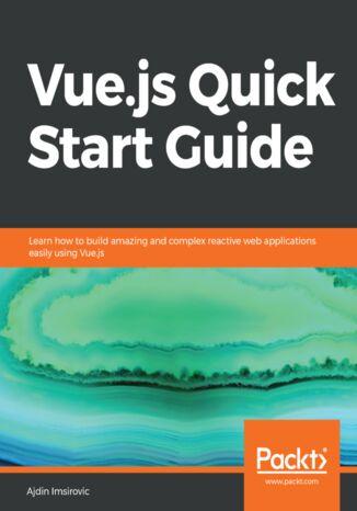Okładka książki/ebooka Vue.js Quick Start Guide