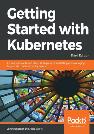 Okładka książki Getting Started with Kubernetes