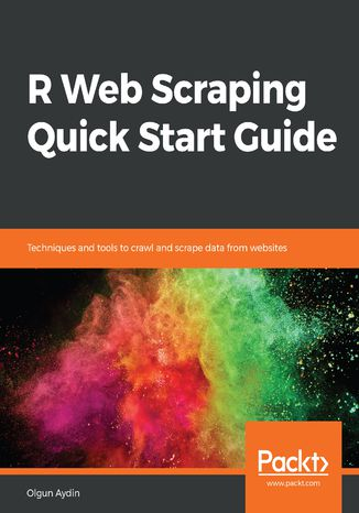 Okładka książki/ebooka R Web Scraping Quick Start Guide