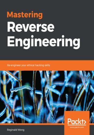 Okładka książki Mastering Reverse Engineering