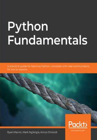 Okładka książki/ebooka Python Fundamentals