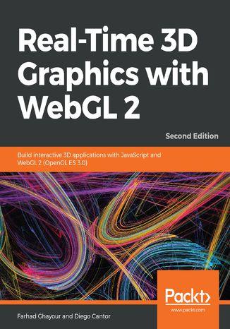 Okładka książki/ebooka Real-Time 3D Graphics with WebGL 2