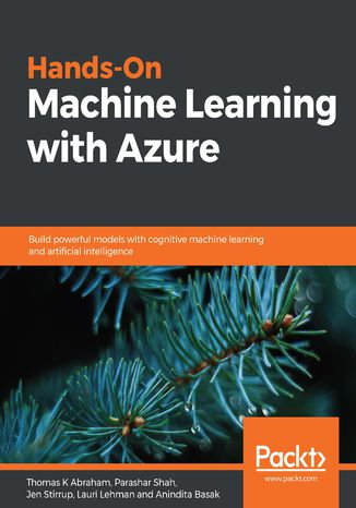 Okładka książki/ebooka Hands-On Machine Learning with Azure