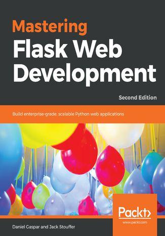 Okładka książki  Mastering Flask Web Development