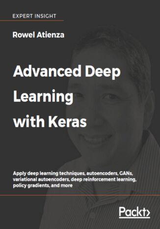 Okładka książki/ebooka Advanced Deep Learning with Keras