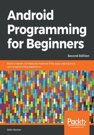 Okładka książki/ebooka Android Programming for Beginners