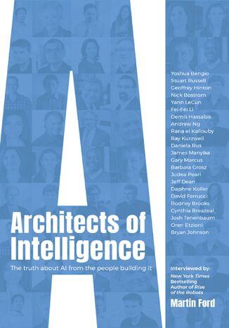 Okładka książki Architects of Intelligence