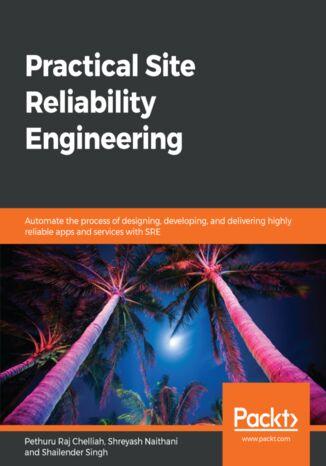 Okładka książki/ebooka Practical Site Reliability Engineering