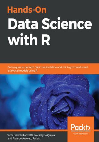 Okładka książki Hands-On Data Science with R