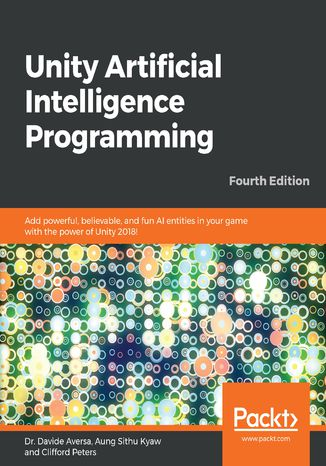 Okładka książki/ebooka Unity Artificial Intelligence Programming