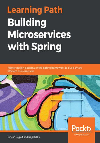 Okładka książki/ebooka Building Microservices with Spring