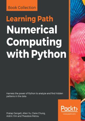 Okładka książki/ebooka Numerical Computing with Python