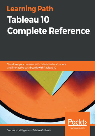 Okładka książki/ebooka Tableau 10 Complete Reference