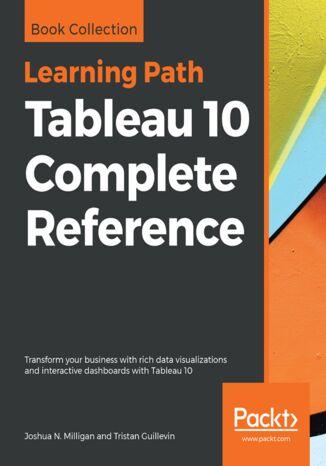 Okładka książki Tableau 10 Complete Reference