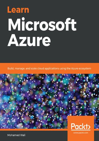 Okładka książki/ebooka Learn Microsoft Azure