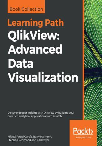 Okładka książki QlikView: Advanced Data Visualization